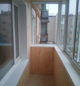 Окна. Балконы. Лоджии. Века.