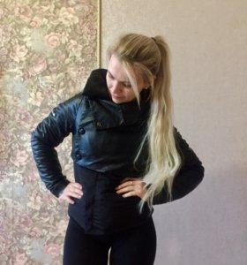 Новая, тёплая и очень модная Куртка
