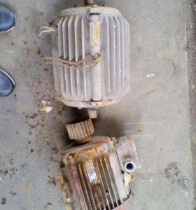 Элетро двигатели