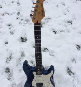 Электрогитара Fender stratocaster MIM 2006