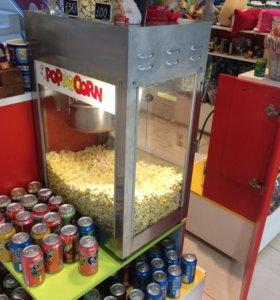 Аппарат для попкорна высокопроизводительный