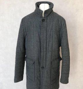 Пальто мужское тёплое