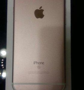 IPhone 6S 64гб Rose Gold