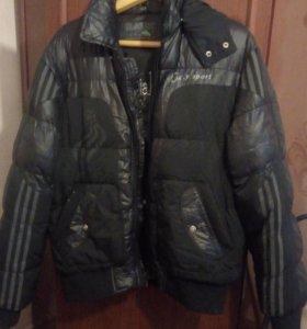 Мужская куртка 52-54 размер