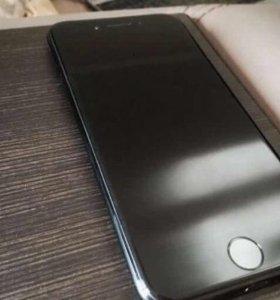 iPhone 7 Plus 128 чёрный матовый копия