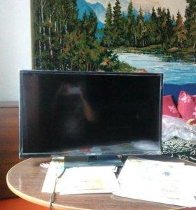 Телевизор новый с документами