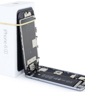 Замена модуля дисплея IPhone 6s