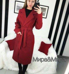 Пальто зимнее, новое