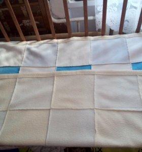 Одеялко в кроватку