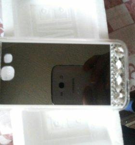 Чехол зеркальный.айфон 3 или 4