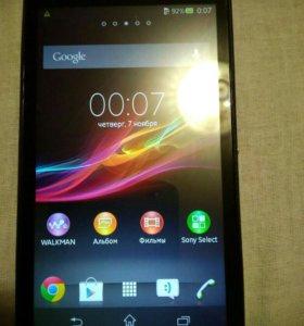 Sony Xperia C2305 (Black)