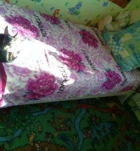 кровать Панда