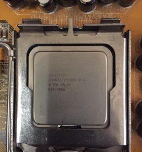 Процессор Intel Pentium 4 3 GHz