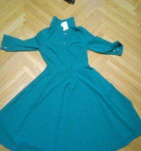 Новое платье ф.Gepur на р.42-44