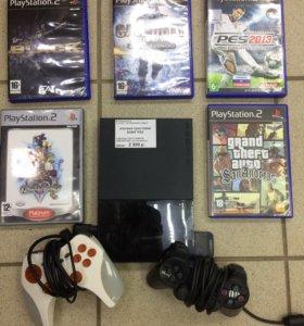 Игровая приставка Sony PlayStation ll