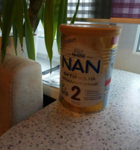 Nan гипоаллергенный optipro2