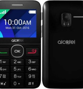 Новые Alcatel OT2008G Black