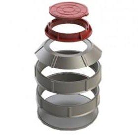 Полимерно-песчаные кольца