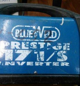 Сварочный аппарат Bluewelo prestige 171/s