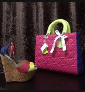 Комплект Dior Lorenzi новый