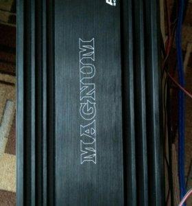 Усилитель magnum m84.