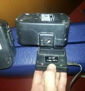 Аккумулятор для шуруповёрта