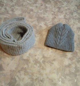 Снут и шапка зимняя