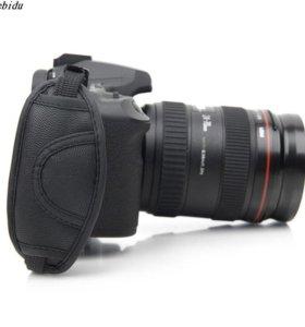 Кистевой ремень для зеркального фотоаппарата