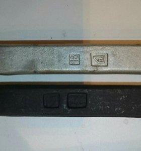 Зубило слесарное 160 мм