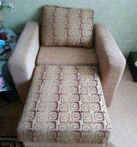 Кресло кровать 2шт.