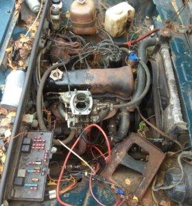 двигатель от ваз 2105