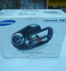 Видеокамера SAMSUNG FLASH CAM.