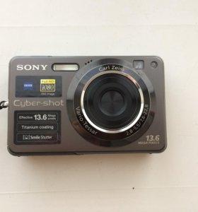 Фотоаппарат sony Cyber-shot DSC-W300.