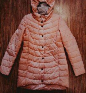 Удлиненная куртка, новая