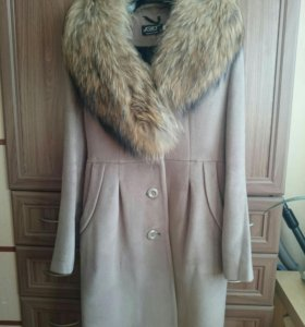 Пальто зима 44