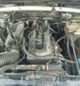 Двигатель змз 406 инжектор на газ, волгу