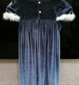 Платье для девочки на 6-7лет