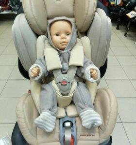 Автокресло Happy Baby Mustang 9х36