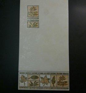 Керамическая плитка Декоры