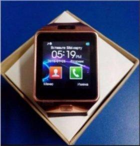 Отличные Smart Watch Dz09