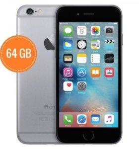 iPhone 6 space gray 64 Продам или обмен