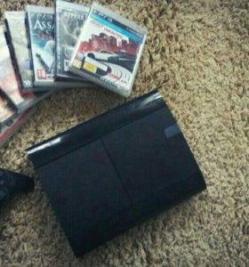 Игровая консоль PlayStation 3 Sony 12GB