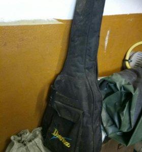 гитара чехол