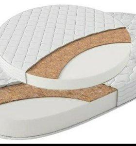 Комплект матрасов для круглой кровати