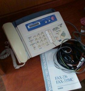 Телефон-факс.