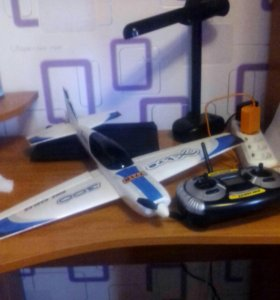Пилотажная модель самолёта