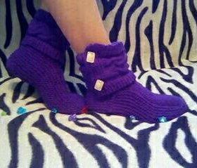 Носки сапожки
