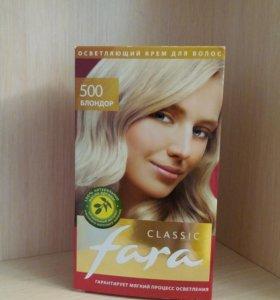 Крем осветляющий для волос