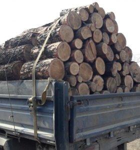 Продам дрова листвяк