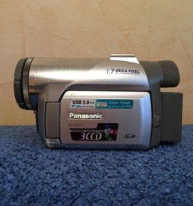 Видеокамера Panasonic NV-GS75